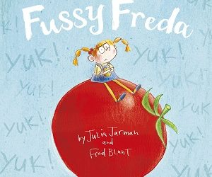 Fussy Freda – New Paperback Edition!