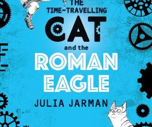 The Time Travelling Cat and The Roman Eagle