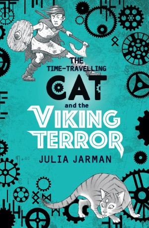 The Time Travelling Cat and The Viking Terror