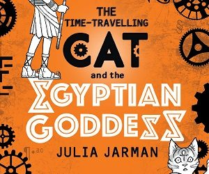 The Time Travelling Cat and The Egyptian Goddess