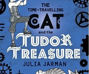 The Time Travelling Cat and The Tudor Treasure