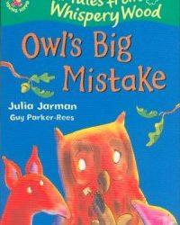 Owl's Big Mistake